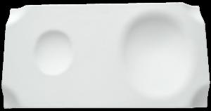 Сервировочная платформа Jo Plate 29X15 CM матовая