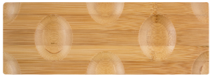Сервировочная платформа Jo Plate 29X10 CM Bamboo