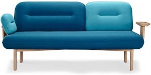 Диван Cosmo 195X85X85 CM синий