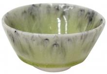 Соусница Maderia Round 9X9X5 CM зелёная