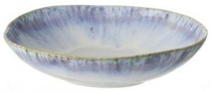 Тарелка Pasta plate Brisa Ria Blue 24X24X6 CM