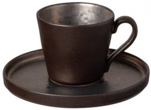 Чайная пара Lagoa Tea Cup Saucer 210 ml