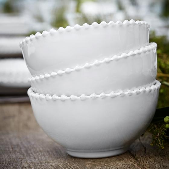 Чаша Pearl Soup/Сereal 17X17X8 CM 2