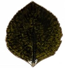 Тарелка Riviera Hydrangea leaf 17X15X3 CM