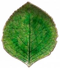 Тарелка Riviera Hydrangea leaf 17X15 CM