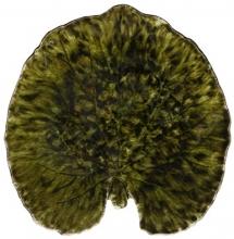 Тарелка Riviera Alchemille leaf 18X17X2 CM