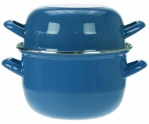 Кастрюля для мидий Mussel 2.8 L синяя