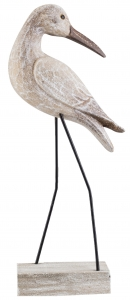 Декоративная птица Vogel Natuur 16X7XH47 CM