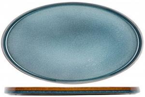 Овальное блюдо Quintana 31X19 CM blue