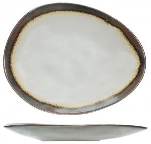 Тарелка маленькая Mecurio 15X11 CM