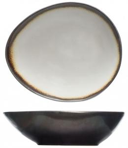 Тарелка глубокая Mercurio 17X20X6 CM