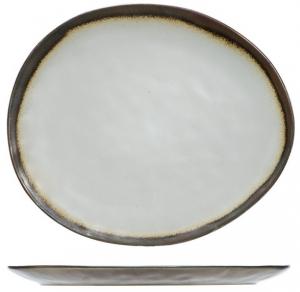 Тарелка Mercurio 27X23 CM