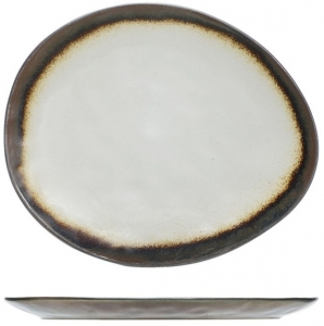 Тарелка Mercurio 20X17 CM
