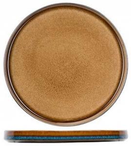 Блюдце Quintana Ø14 CM amber