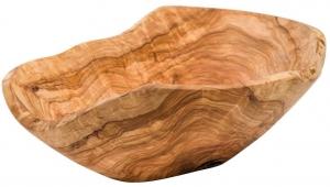 Чаша для салата из оливкового дерева Organic Wood 35X49 CM