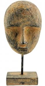 Декор настольный Ornament Mask Inca 23X17X57