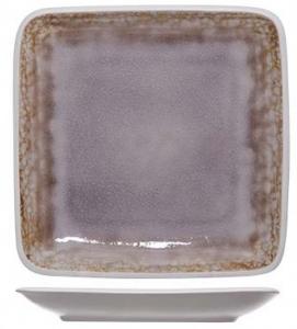 Десертная квадратная тарелка Samira 22X22 CM