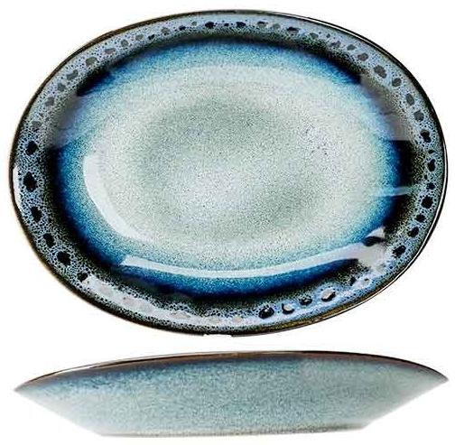 Набор из четырёх сервировочных тарелок Jamiro Mix 27X20X5 CM 4