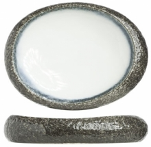 Овальная тарелка Sea Pearl 32X24X6 CM