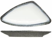 Тарелка треугольная Sea Pearl 20X10 CM