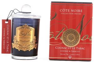 Ароматическая свеча Cognac&Tobacco 25 часов горения