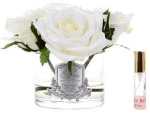 Букет из 5 роз ароматизированный Rose 17X17X17 CM