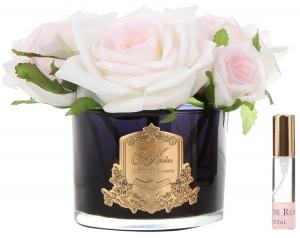 Букет из 5 роз ароматизированный Rose pink blush 17X17X17 CM