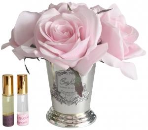 Букет роз ароматизированный Rose Bouquet French Pink 17X17X21 CM