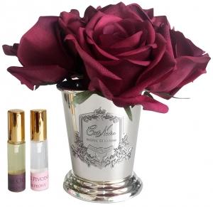 Букет роз ароматизированный Rose Bouquet Carmine Red 17X17X21 CM