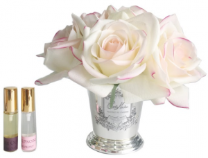 Букет роз ароматизированный Rose Bouquet 17X17X21 CM Pink blush