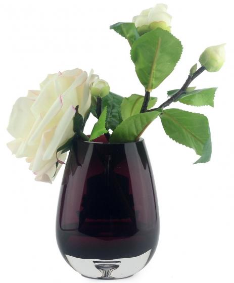 Парфюмированные цветы Tea Rose 17X17X21 CM 3