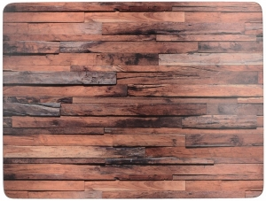 Четыре подставки из пробки Wood Cabin 40X29 CM