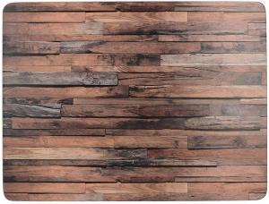 Шесть подставок из пробки Wood Cabin 23X30 CM