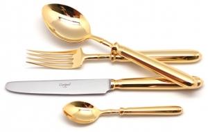 Столовые приборы Mithos Gold 72 предмета