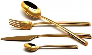 Столовые приборы Mezzo Gold 72 предмета