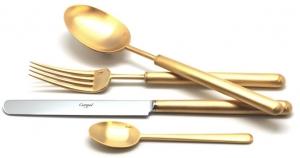 Столовые приборы Bali Gold Mate 72 предмета
