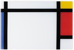 Разделочная доска Ring Mondri 42X30 CM