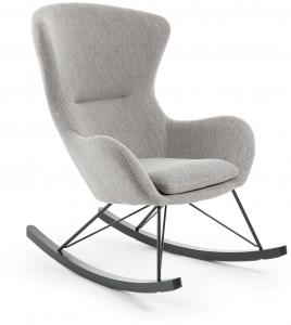 Кресло-качалка Valsa 103X76X100 CM серое