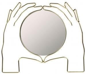 Зеркало настенное Xeria 44X38 CM