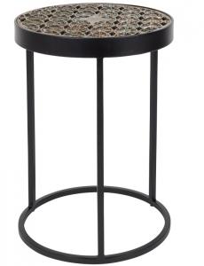 Вспомогательный столик Sari Antique 33X33X46 CM
