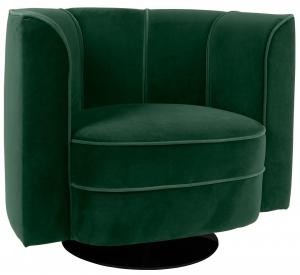 Поворотное кресло Flower 86X74X76 CM