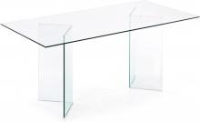 Стеклянный обеденный стол Burano 180X90X78 CM