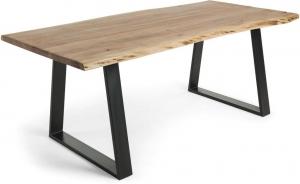 Обеденный стол из массива акации Sono 200X95X76 CM
