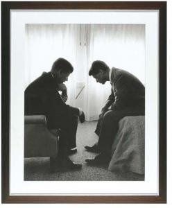 Постер John & Robert Kennedy 78X92 CM