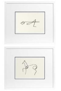 Постеры Pablo Picasso 65X54 / 65X54 CM