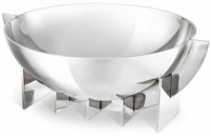 Чаша декоративная Bismarck 30X25X12 CM