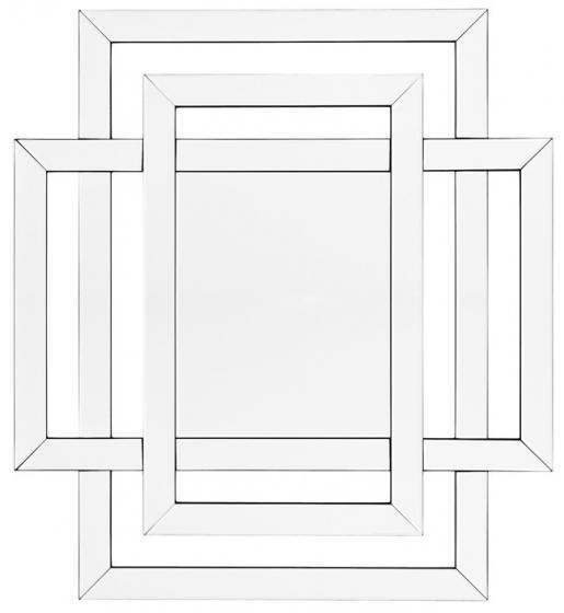 Зеркало Mortimer 100X110 CM 1