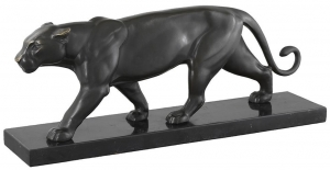 Скульптура Panther 42X9X17 CM