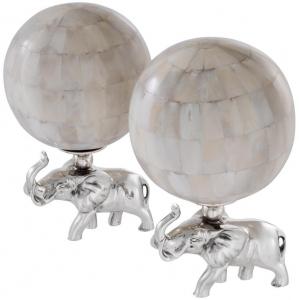 Декор Elephanti 14X14X24 / 14X14X24 CM