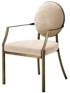 Обеденный стул с подлокотниками Scribe 57X61X92 CM